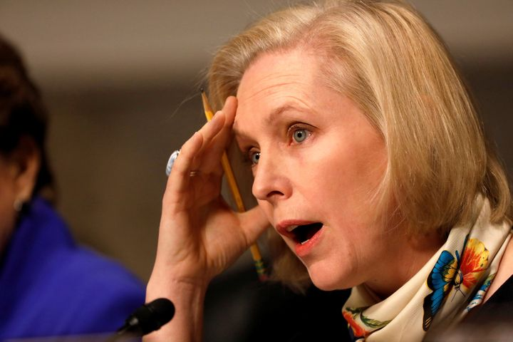 Sen. Kirsten Gillibrand believes we need more women in Congress to tell women's stories and vote for women's needs.
