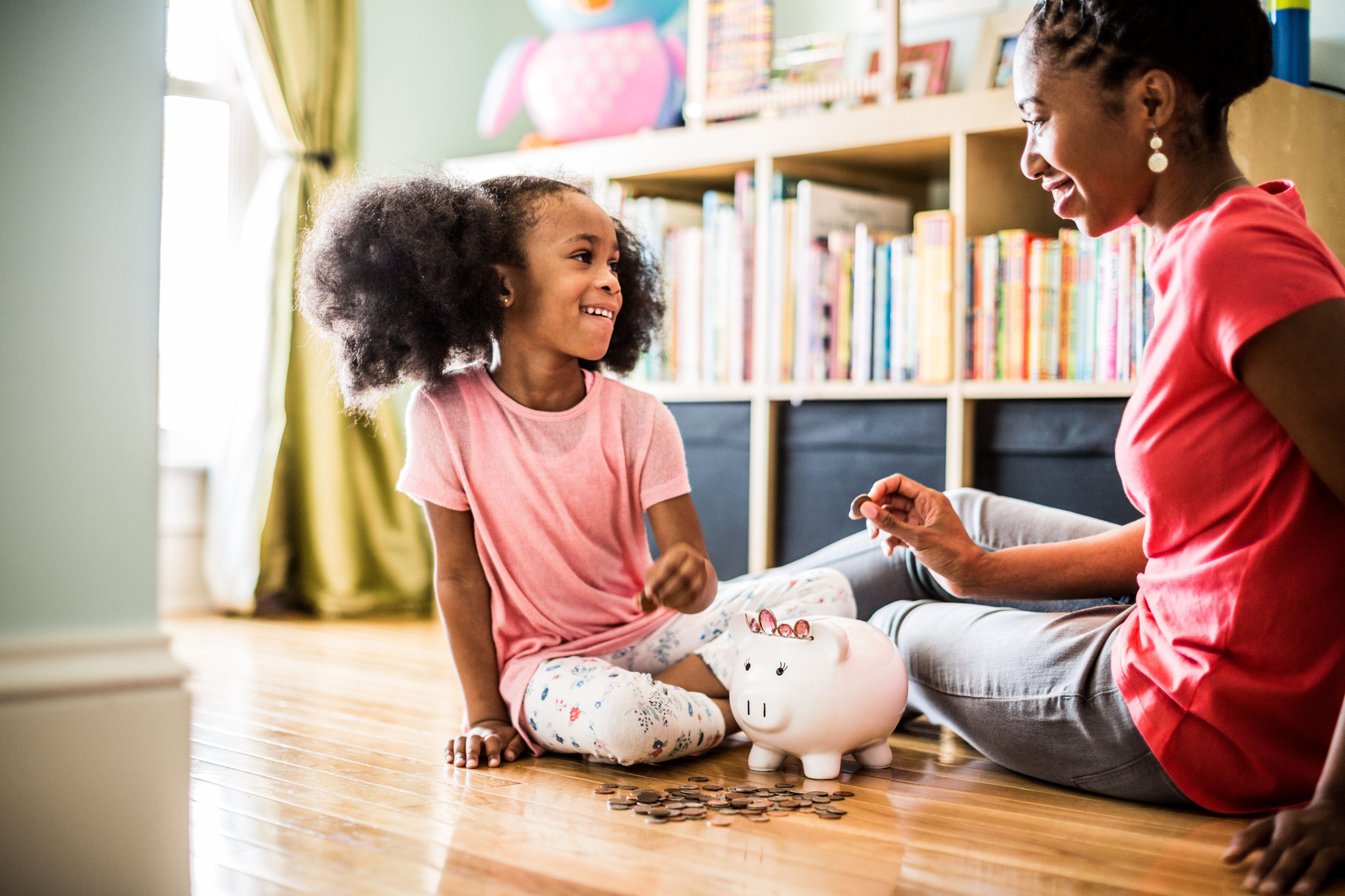 Children's Average Weekly Pocket Money Is Now £11.20 A