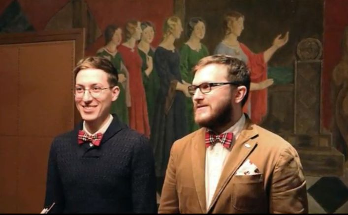 Gay Couple Who Ignited Russian Same-Sex Marriage Debacle Go Into