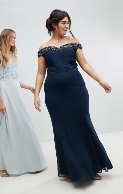e465578b27f 31 Absolutely Stunning Plus Size Prom Dresses Under  150