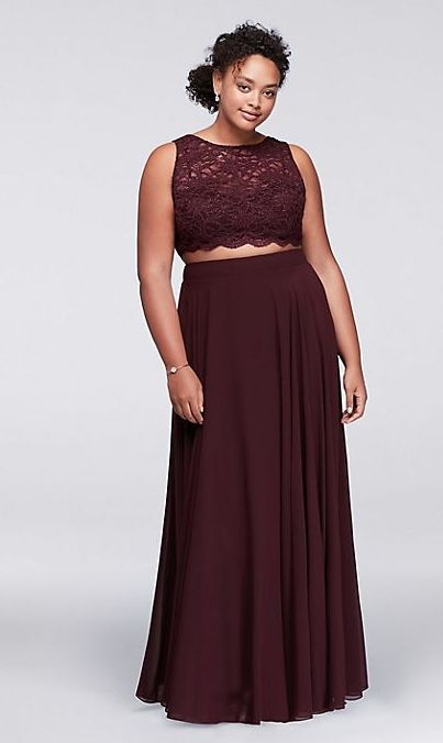 46ffbdb01ec 31 Absolutely Stunning Plus Size Prom Dresses Under  150
