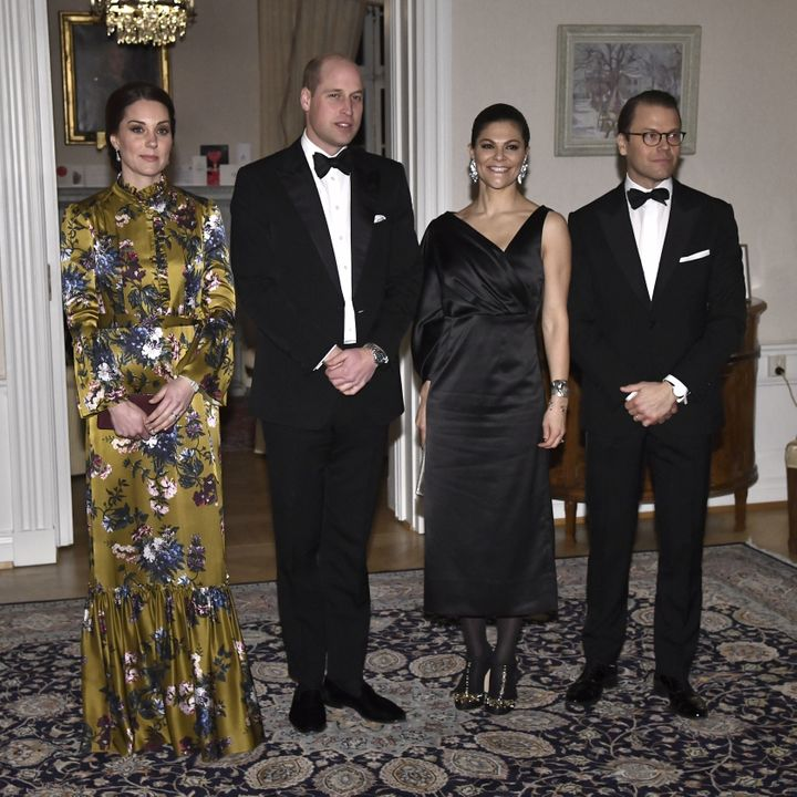 Kate's dress will sell out in no time.