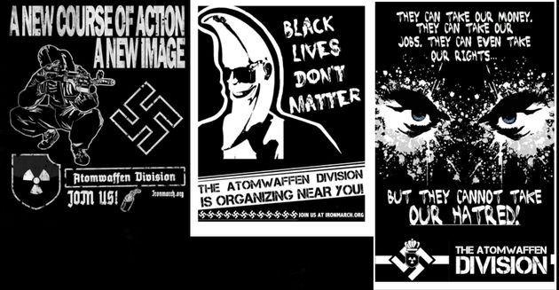More propagandafrom the Atomwaffen