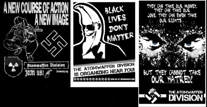 More propagandafrom the Atomwaffen site.