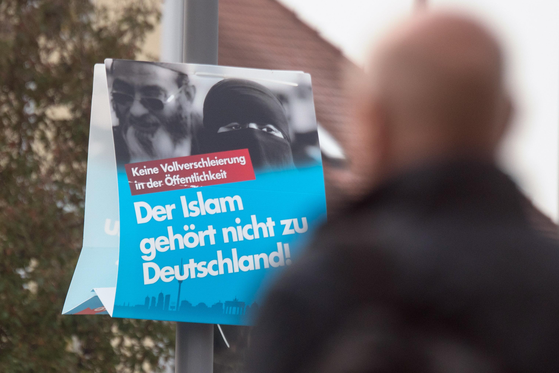 Brandenburgs Parteichef: Islam gehört nicht zur AfD