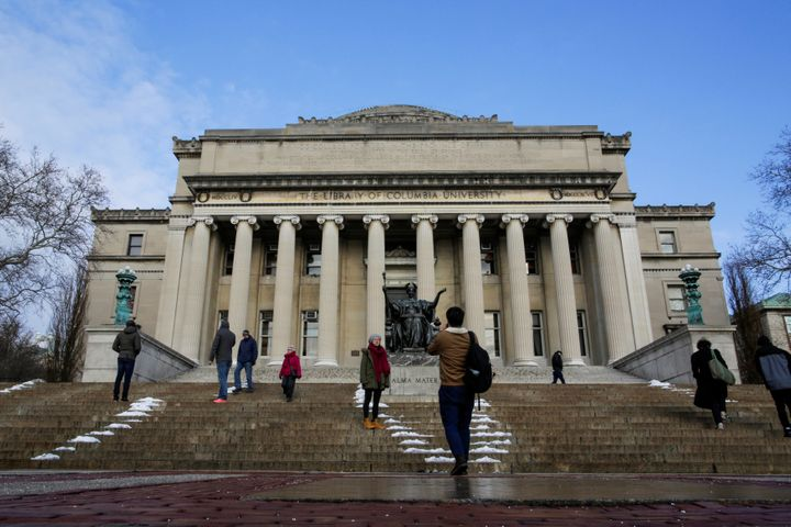 Columbia's provost issued a letter to the school community on Tuesday saying the university would dispute the legitimacy of i