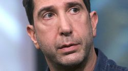 David Schwimmer Says 'Now Is The Time' To Fight Sexual