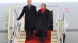 'May Force One' Hosts PMQs Amid Leadership Plot