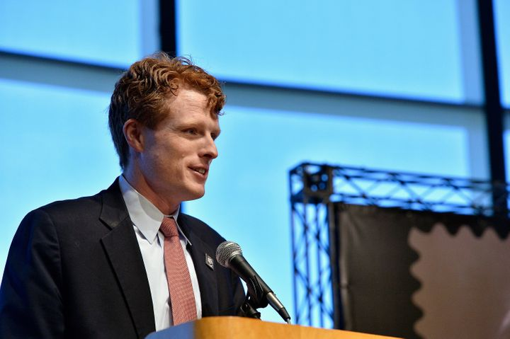 Rep. Joseph Kennedy III (D-Mass.) delivered the official Democratic response to President Donald Trump's State of the Union s