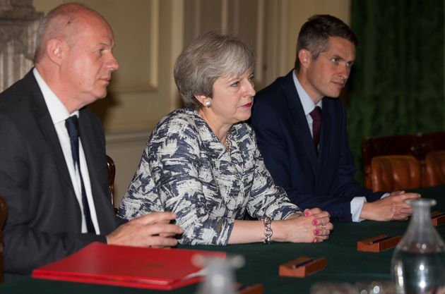 Theresa May Refuses To Say Whether Defence Secretary Gavin Williamson Told The Truth About His
