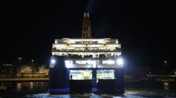 Νεκρός επιβάτης του Blue Star Naxos που έπεσε στη
