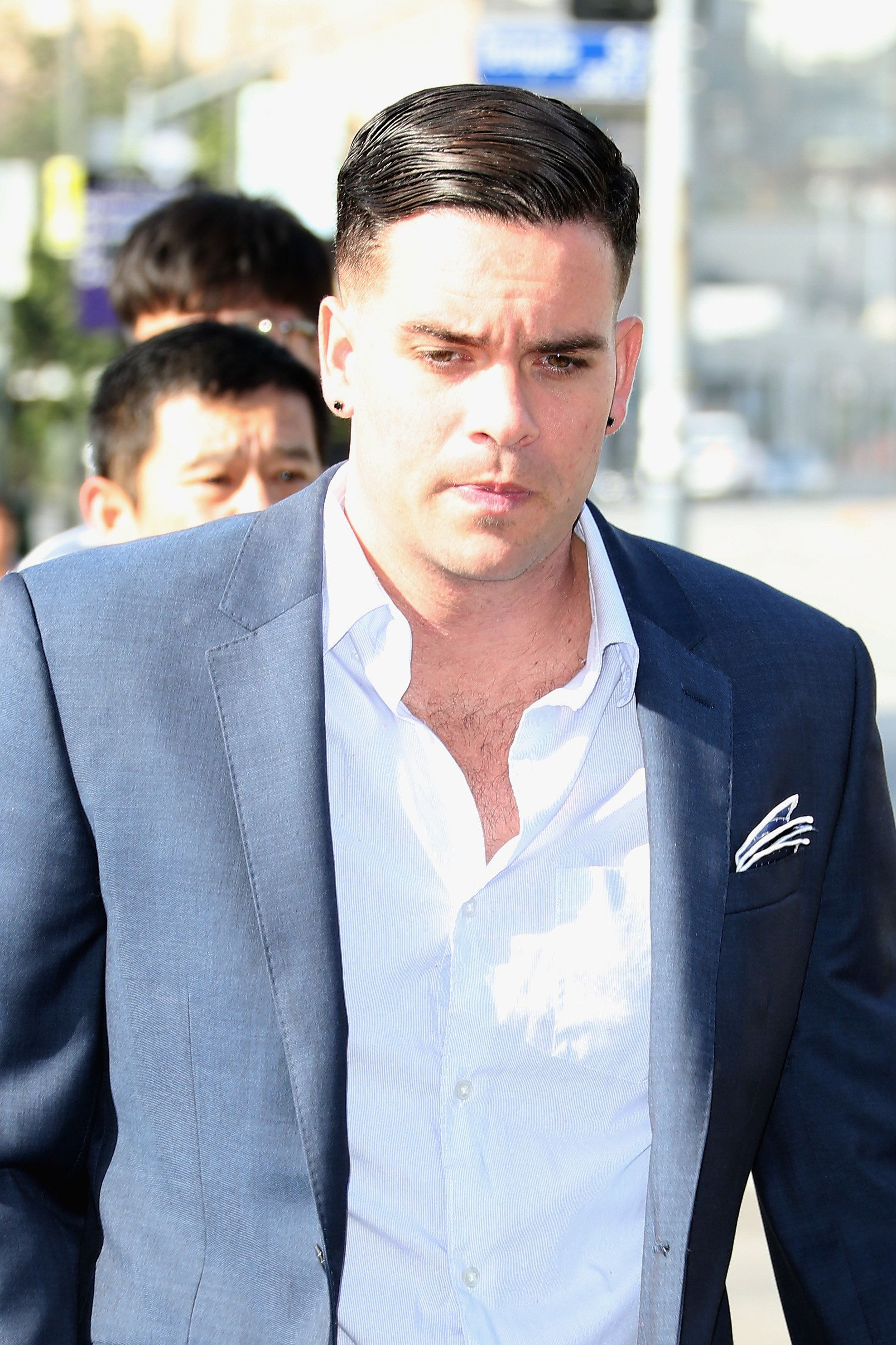 'Glee' Cast Remembers Mark Salling Following The News Of His