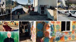 Tausende Flüchtlinge auf Lesbos leben im Elend – ein Lager zeigt, dass es anders geht