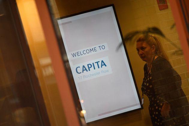 Capita employs around73,000