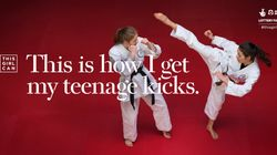 My Sister And I Were The Only Girls In Our Jiu Jitsu Class. I Loved Proving Girls Can Be Strong