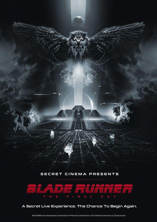 Secret Cinema Announce 'Blade Runner' Event To Celebrate 10th