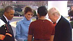 On sait maintenant ce qu'était le cadeau de Melania Trump à Michelle