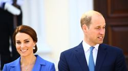 Ο πρίγκιπας William και η Kate Middleton ξεκίνησαν «βασιλική»περιοδεία σε Σουηδία και