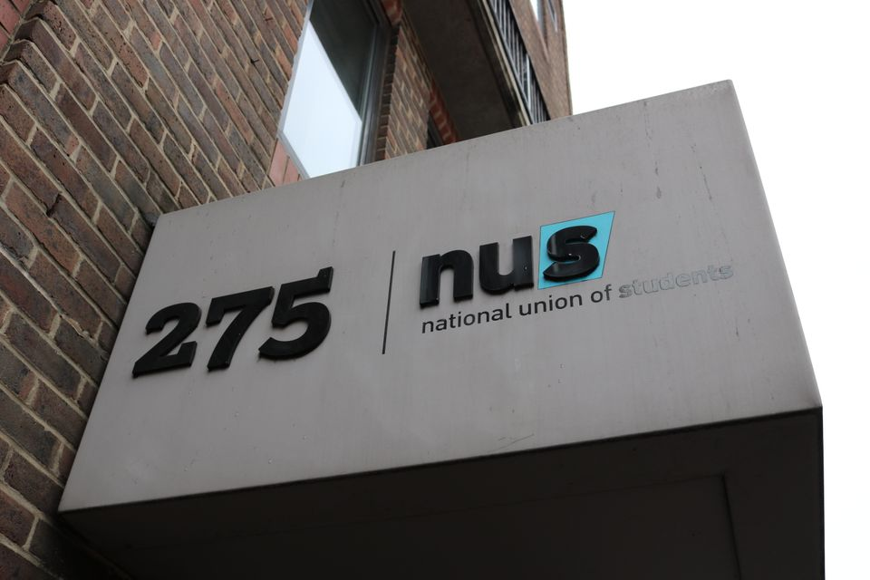 Officers have been told not to go into NUS headquarters near London's Kings Crossuntil next week...