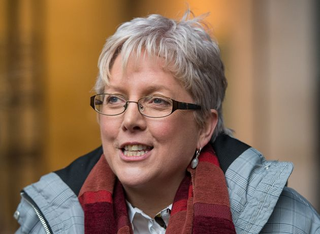 Carrie Gracie said she did not want more money from the