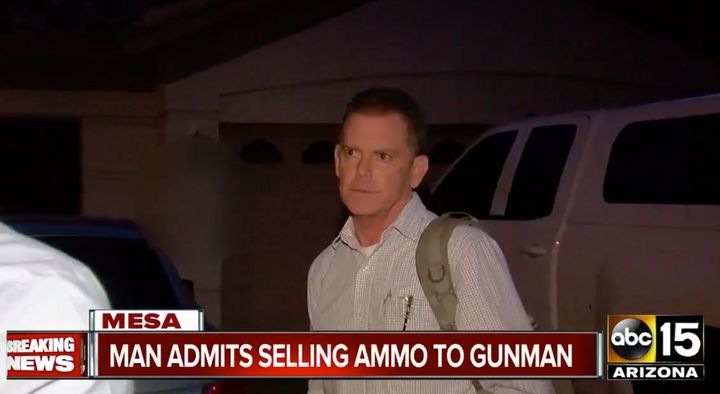 Douglas Haig has admitted to selling Las Vegas gunman Stephen Paddock rounds of ammunition but denies having known him.