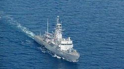 Τουρκικοί ισχυρισμοί για παρενόχληση τουρκικών πολεμικών από ελληνικό σκάφος με βυζαντινή