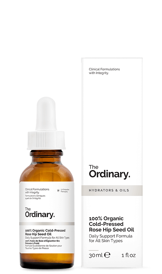 If you're looking for an even more affordable rose hip oil option, look no further than The Ordinary's 100% cold-pressed rose