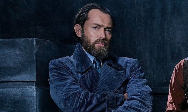 Jude Law as