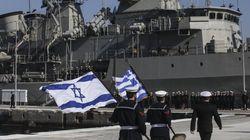Η επίσκεψη του προέδρου του Ισραήλ στο ναύσταθμο της