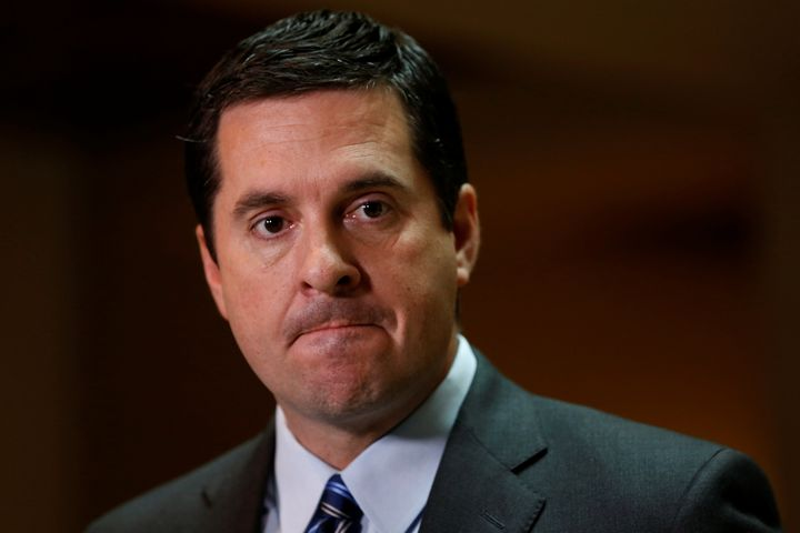 Rep. Devin Nunes is suddenly very worried about the wrongpart of FISA.