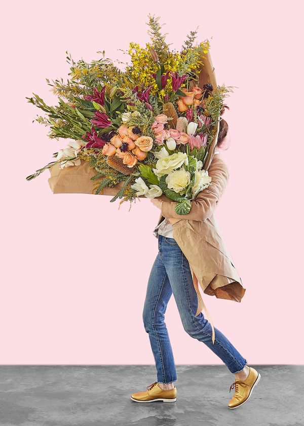 Flowers may be a cliche Valentine's Day gift, but that doesn't mean they aren't appreciated. And if you have a big love for y