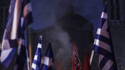 Ματαιώθηκε εκδήλωση της Χρυσής Αυγής στη Χίο. Επίθεση Λαγού κατά της
