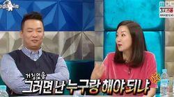 김지혜가 밝힌 '부부 간 권태기'를 극복한