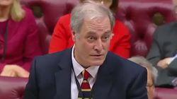 영국 부장관이 사퇴 의사를 밝힌