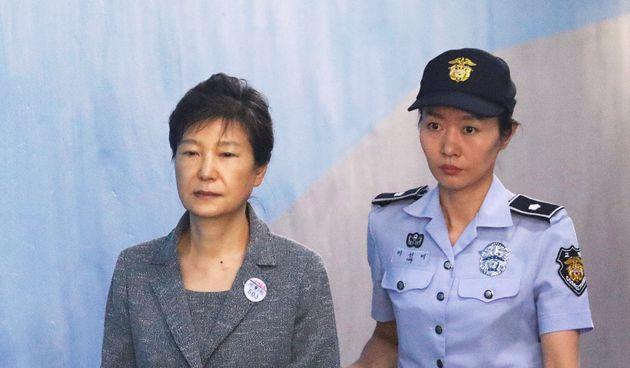 박근혜 전 대통령이 또