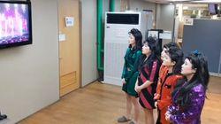 엠넷 '엠카운트다운' 출연을 앞둔 셀럽파이브의 자세