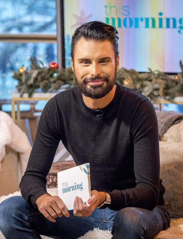 Rylan Clark-Neal Denies He's Taking A Break From 'This Morning' To Start A
