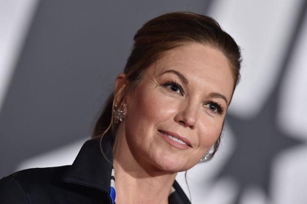 Η ηθοποιός Diane
