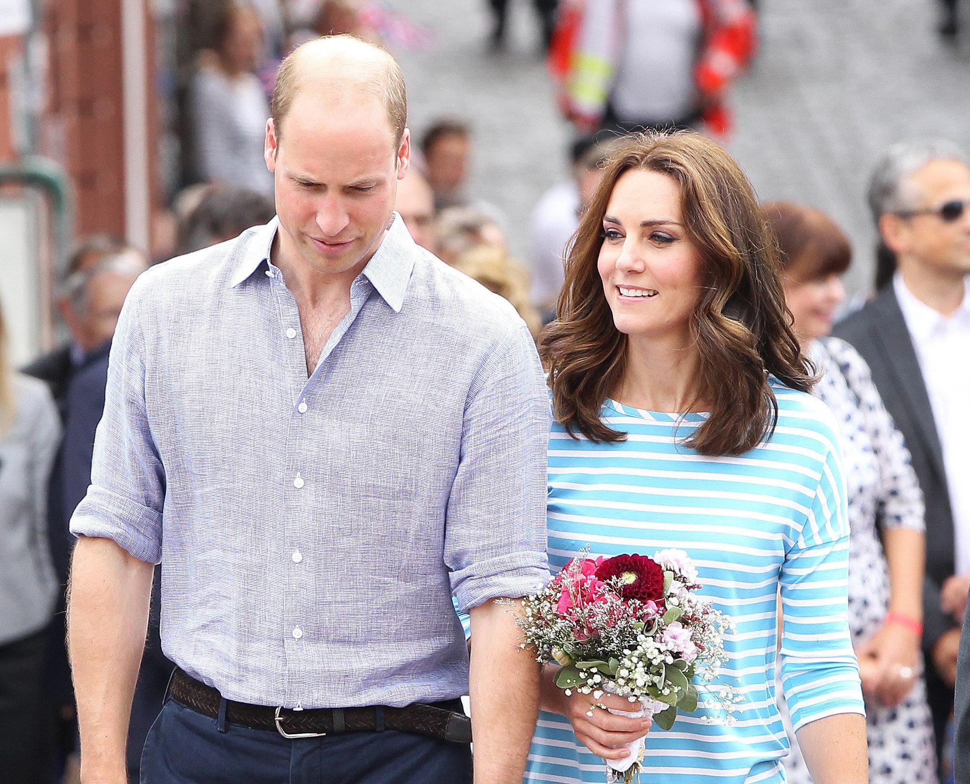 Viele Briten sind wütend auf das ungeborene Kind von Kate und William