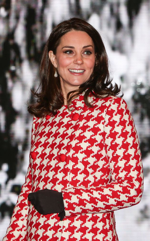 The Duchess Of Cambridge Twinned With Princess Diana ...
