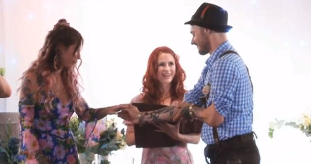 This couple decided not to go through with their marriage on Don't Tell The