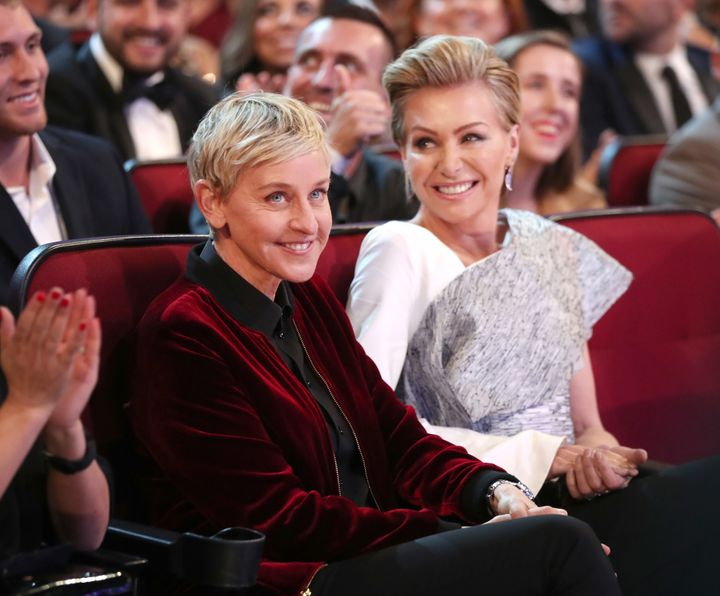 Ellen DeGeneres and and wife Portia de Rossi celebrate birthdays just days apart.