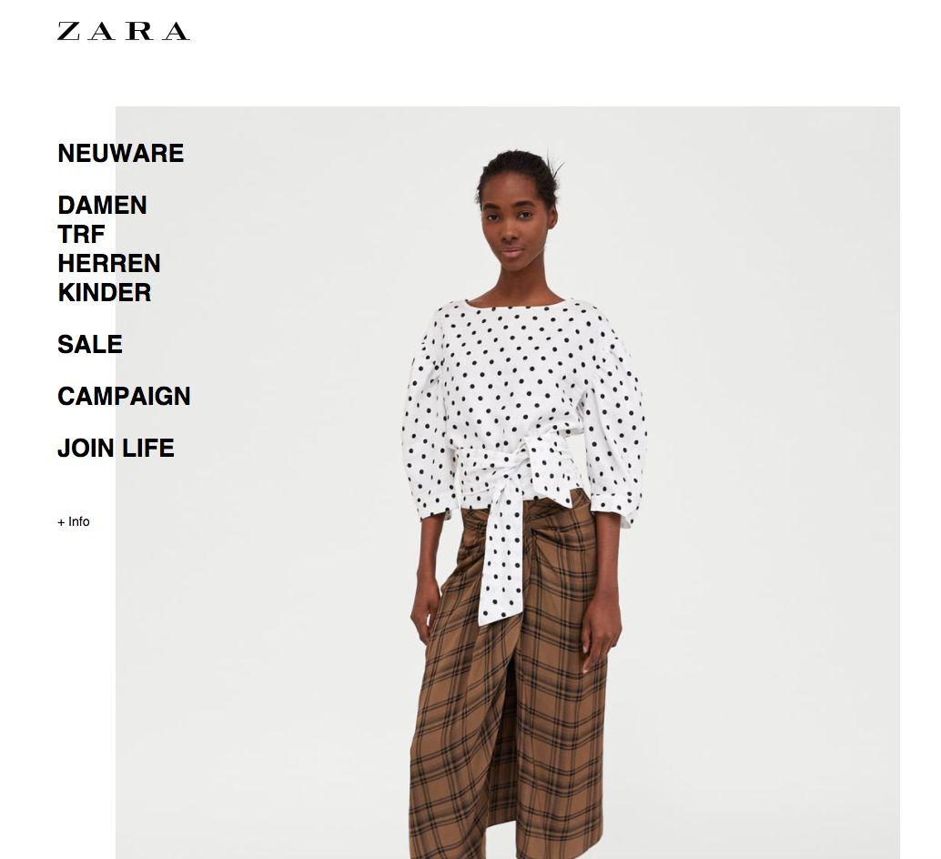 Zara verkauft jetzt diesen Midi-Rock als neu – und Asien lacht darüber