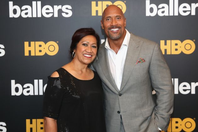 Dwayne Johnson Opens Up About His Mother S Suicide Attempt