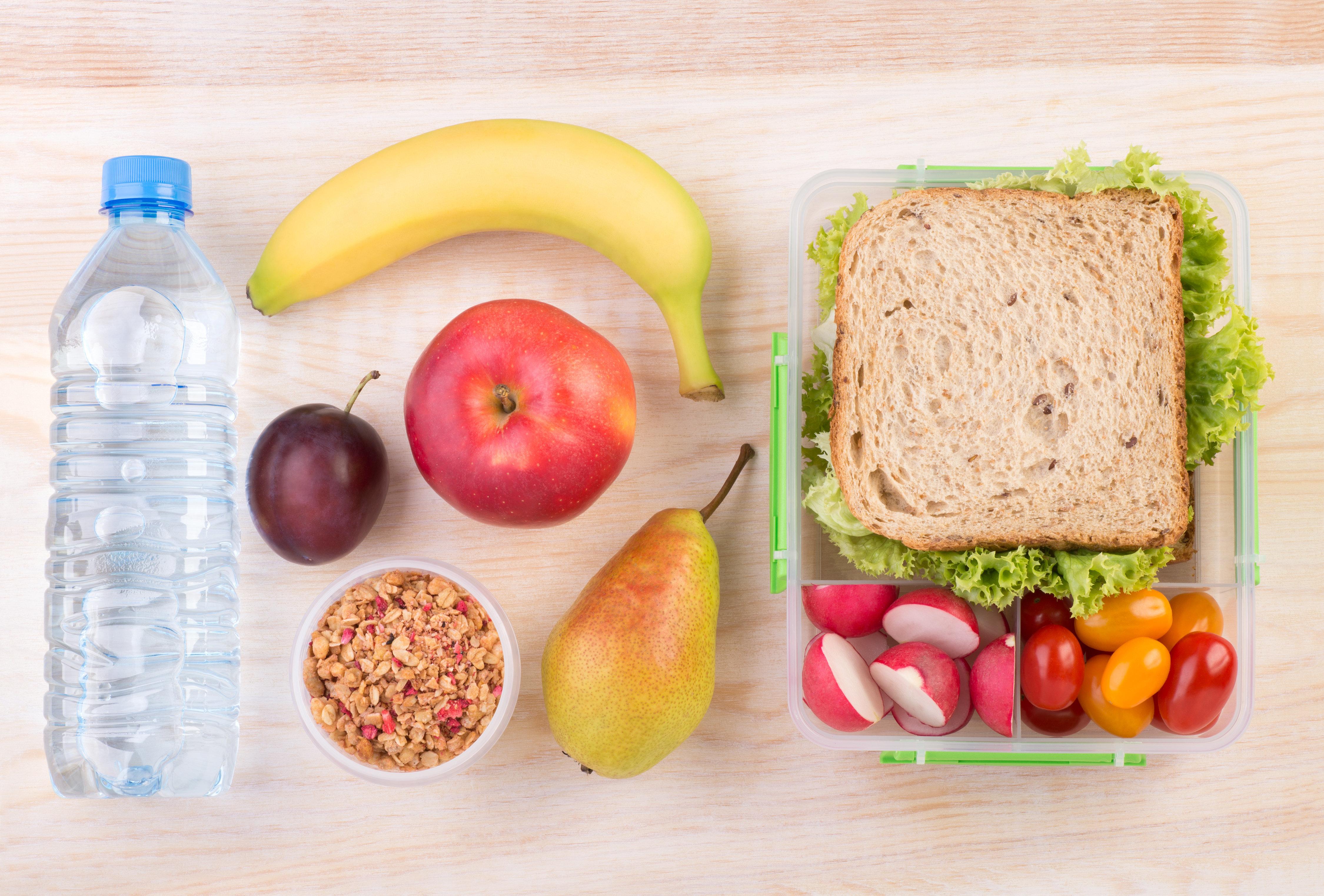 чем можно перекусить на диете на работе