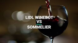 We Asked A Sommelier To Test Lidl's New Winebot To See If It Was Up To The