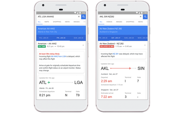 Google Can Now Predict If Your Flight Will Be Delayed, And It's Surprisingly