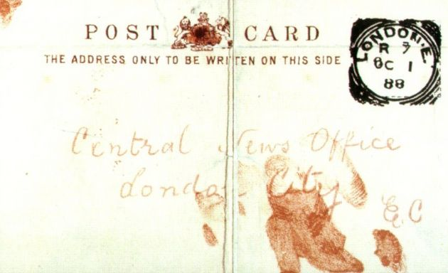 Victorian fake news? A missive supposedly from the
