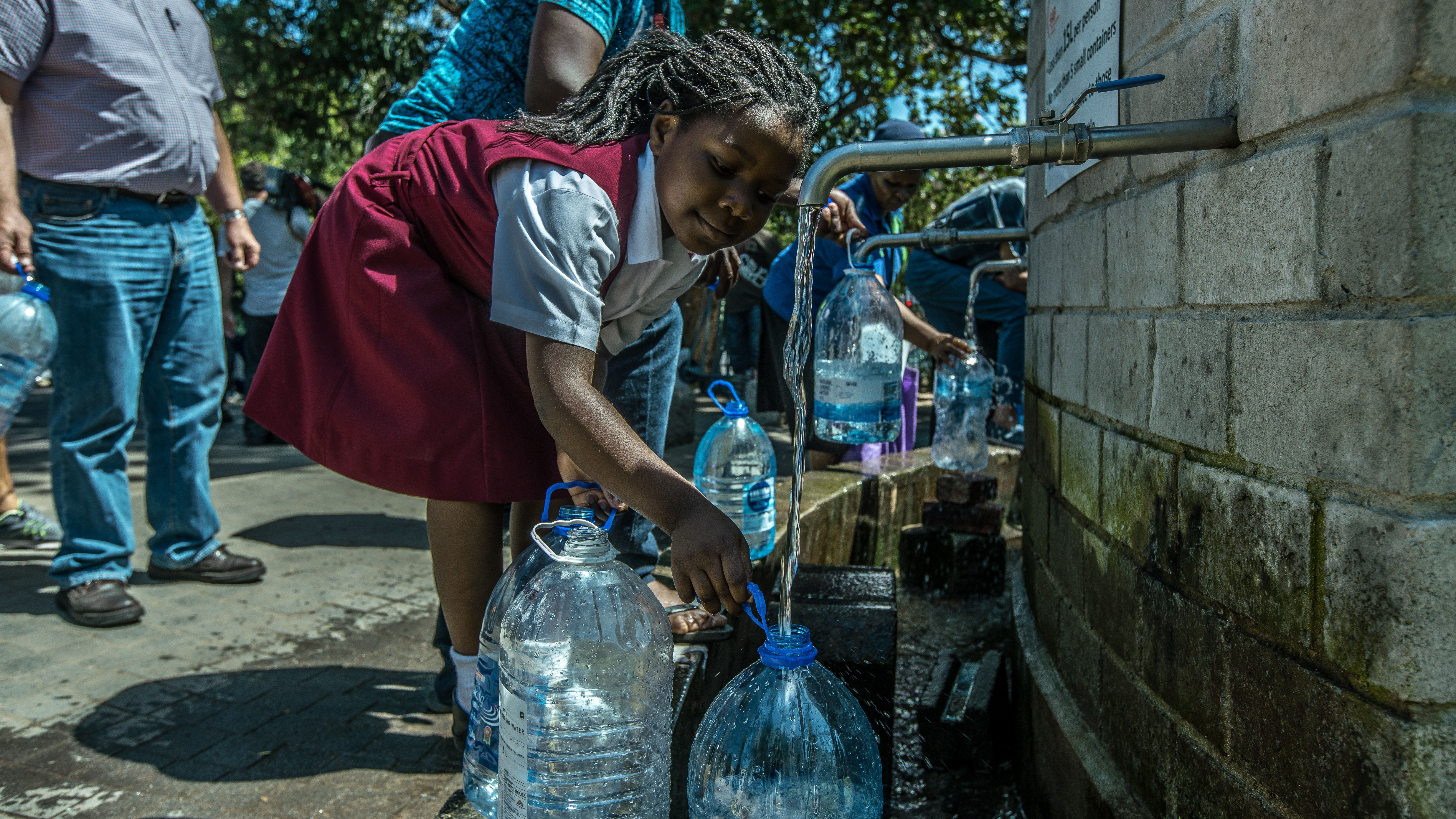 Cape Town Slashes Daily Water Allowance But Pushes Back 'Day