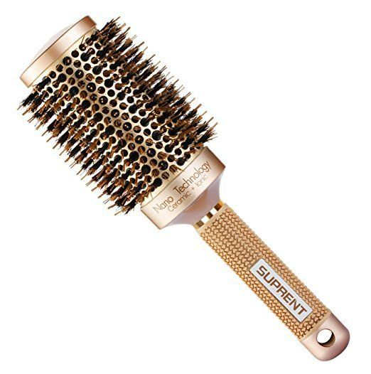 """Get one <a href=""""https://www.amazon.com/SUPRENT-Thermal-Ceramic-Round-Brush/dp/B01G5FYOVO?tag=thehuffingtop-20"""" target=""""_blan"""